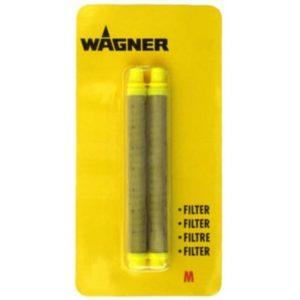 Фильтр Сменный В Упаковке 2 Шт. для форсунки M, (Жёлтый) Wagner